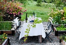Outdoor Spaces / Fabulous outdoor rooms, patios, porches, pools and other outdoors spaces.