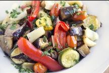 Vegiliciousness on your plate! / Here you will find vegetable dishes from main courses to veggie side dishes.