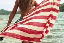J U L Y || 4 T H / america day / by Holly A