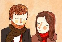 illustration love