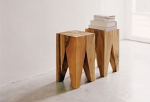 Stools + Chairs