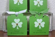 Stampin' Up! St. Patrick's Day Projects