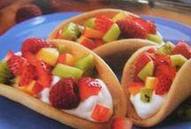 Fruit Desserts / by Michelle Graziano