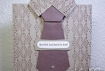 Stampin' Up! Father's Day/Masculine Ideas