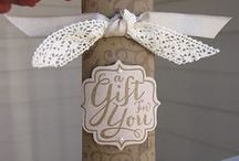 Stampin' Up! Workshop Projects
