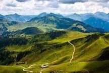 The Alps / Austria, Switzerland, France, Italia, Liechtenstein