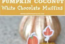 Fall Recipes and Decor / Fall, Fashion, food, drinks, decor, halloween, thanksgiving, costumes, DIY