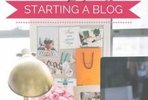 B L O G . L I F E / blogging tips, organization