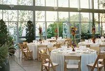 Utah Wedding Venues / Examples of Utah's many wedding venues