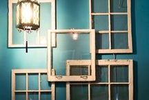 Home Inspiration / Rooms that I love, desire or pieces that inspire  / by Kenzie Janson-Wolle