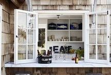 v e r a n d a / open air spaces / by lisa buck   operation beach cottage
