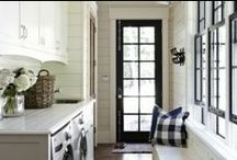 l a u n d r y / if you have to do it, do it in style / by lisa buck   operation beach cottage
