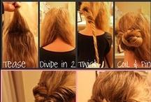 Always need a new Hairdo! / by Heather Blaylock Bates