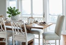 d i n e / style & function  / by lisa buck   operation beach cottage