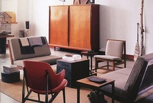 Mid Century and Modern furniture / by jhazell