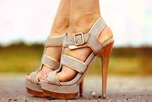 I Wear My Heels High / by Joy LaCombe