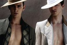 fashion... / for hot guys / by David Musgrove