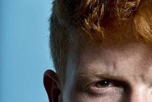 gingers... / are hot guys / by David Musgrove