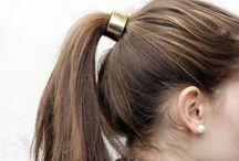 Peinados / Peinados chulos y faciles, cortes de pelo que me gustan