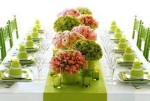 Bridal Shower/Luncheon Inspiration