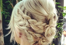 Beautiful Hair Styles / by Katie French-White