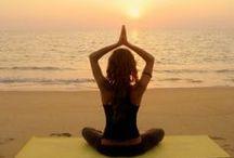Yoga & Pilates. / by Erin Kunesh