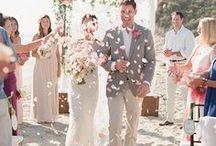 Beach Wedding | Style / www.luvbridal.com.au