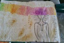 my magic / My personal art journaling, painting, ramblings, etc. / by Jessica Dennis