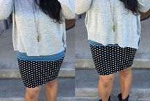 Adventures in Fashion with Mariel Christine / Fall styling, fall outfits, style inspirations, summer outfits, spring outfits, winter outfits, fashion, LulaRoe outfits, style guide, LulaRoe outfit inspiration