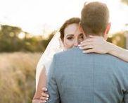 Lisa & Trent | Real Bride / www.luvbridal.com.au
