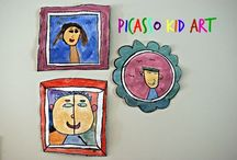 --Creative Kids-- / Projects and art for kids. / by Alicia Hutchinson