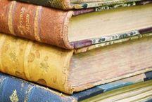Books... / by Sonia Hansen