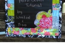 DIY Tutorials / by schnitzel & boo