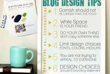 --Blog-- / Good tips and tricks for blogging.  / by Alicia Hutchinson