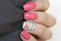 Nail designs / by Tracy Gossard