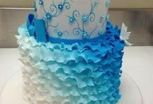 cake designs / cake designs that inspire me to continue what i love to do. bake cakes to taste great & look fabulous! / by Linda Marquez-Corbitt