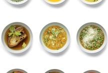 Soup, Salad, Sides
