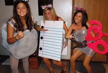 Costume Ideas  / Creative and clever Halloween costume ideas!  / by Lindsey Bremner