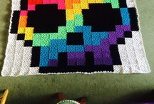 Crocheting/Knitting