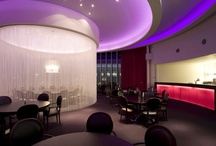 Interieur met LED verlichting / integrated LED solutions
