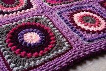 crochet [granny squares]