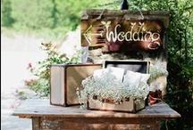 Nicole's Wedding Ideas- add your inspiring pins!  / by Nicole Nelson