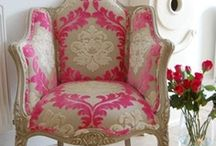 Love... Upholstery & Furniture / by Porcupine Jane