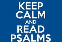 Believe Psalms / by Haley Springer
