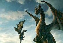 dragon:slayers / by Radinal Maulana