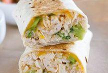 tacos/burritos/wraps