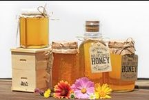 3 Little Bees Honey / About our honey