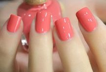 {Painted Nails} / by JLyn White