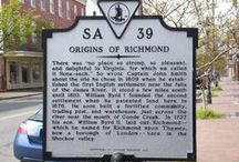 "Virginia: Richmond ♥ / I absolutely LOVE "" The River City"" and my hometown!"