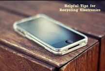 Green Living and Ecofriendly Ideas / Tips and tricks for leading a greener life. Learn to Upcycle, recycle, reduce your carbon footprint and reuse common household items.  / by Diane Hoffmaster